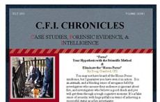 CFI Chronicles, Volume 1, Issue 1