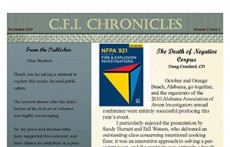 CFI Chronicles, Volume 2, Issue 1
