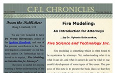 CFI Chronicles, Volume 4, Issue 1